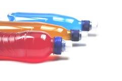 Bebidas do esporte Imagem de Stock