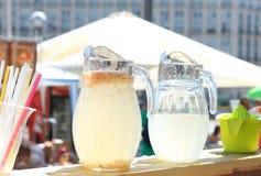 Bebidas do frio Imagem de Stock Royalty Free