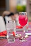 Bebidas do frio Fotografia de Stock Royalty Free
