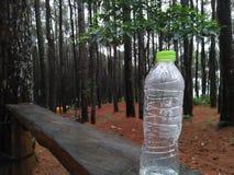Bebidas engarrafadas que podem impedir a sede em férias fotografia de stock