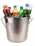 Bebidas frías Fotos de archivo