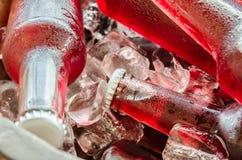 Bebidas frescas Foto de archivo libre de regalías
