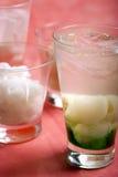 Bebidas frescas Foto de archivo