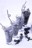 Bebidas frescas Imágenes de archivo libres de regalías