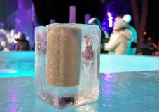 Bebidas heladas Fotografía de archivo