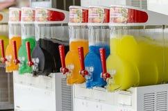 Bebidas heladas Imágenes de archivo libres de regalías