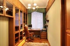 bebodd multiroom för lägenhetbild royaltyfria foton