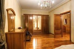 bebodd multiroom för lägenhetbild Royaltyfri Foto