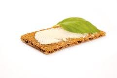 Beboterd brood royalty-vrije stock afbeelding