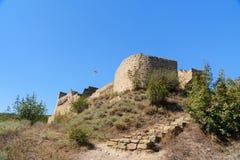 Bebris Tsikhe Fortress in Mtskheta, Georgia Stock Photo
