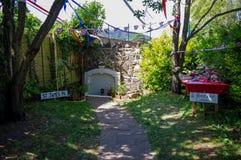 Bec du ` s de Lord Sandy, Malvern, Worcestershire Photo libre de droits