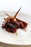 Becada de Plats gastronomiques Photographie stock