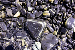 Becah della roccia di Lipe Fotografia Stock Libera da Diritti