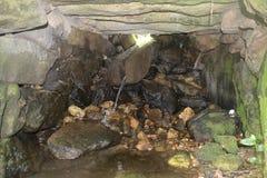Becco di un mulino a acqua Immagini Stock