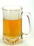 Becher Bier Stockfotos
