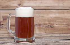 Becher Bier Stockfotografie