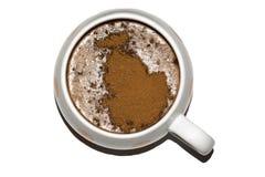 Becher mit Kakao Lizenzfreie Stockfotografie