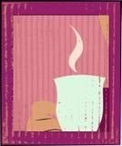 Becher mit Tee oder Kaffee Lizenzfreie Stockfotografie