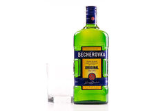 Becherovka Royalty Free Stock Photos