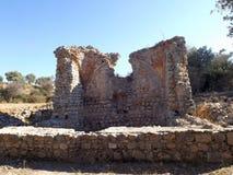 Bechin i Milas Turkiet Royaltyfria Foton