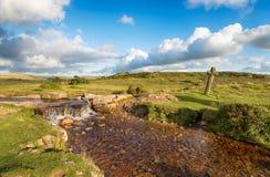 Dartmoor National Park Royalty Free Stock Photography