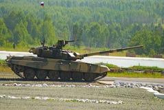 Becken T-80 Lizenzfreie Stockbilder