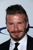 beckham david Royaltyfria Bilder