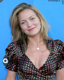 Becki Newton. ABC Television Group TCA Party Kids Space Museum Pasadena, CA July 19, 2006 Royalty Free Stock Images