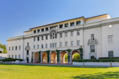 Beckman Institute. PASADENA, CA/USA - October 1: Beckman Institute on the California Institute of Technology. Caltech is a research university in Pasadena, CA Royalty Free Stock Photos