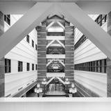 Beckman-Institutlobby Lizenzfreie Stockfotos