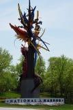 The Beckoning Sculpture at National Harbor Royalty Free Stock Photos