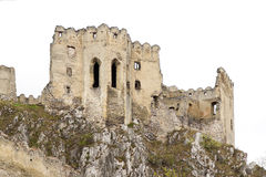 Beckov Castle / Fort Stock Photos