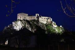 Beckov Castle, Slovakia Royalty Free Stock Photography