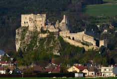 Beckov Castle, Slovakia Stock Photos