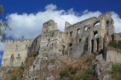 Beckov Ruins Stock Image
