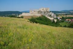 Beckov slott Royaltyfri Fotografi