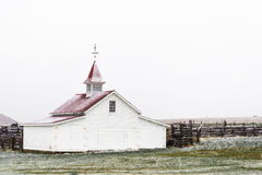 Beckwith Ranch Westcliffe Colorado Stock Image