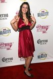 Becky Johnston at the FOX Reality Channel Really Awards 2007. Boulevard3, Hollywood, CA. 10-02-07 Royalty Free Stock Photos