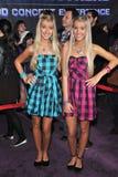 Becky Rosso, irmãos de Jonas Fotos de Stock Royalty Free