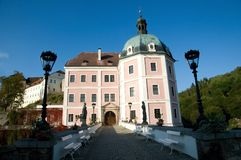 Becov, Czech republic Royalty Free Stock Image