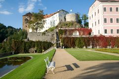 Becov, Czech republic Stock Images
