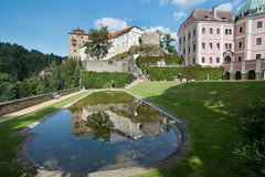 Becov nad Teplou ,Czech Republic Royalty Free Stock Images
