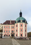 Becov nad Teplou, república checa Imagens de Stock