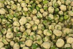 Becs d'ancre de wasabi Photographie stock