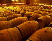 beczkuje wino Zdjęcie Royalty Free