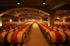 beczkuje wino Fotografia Royalty Free