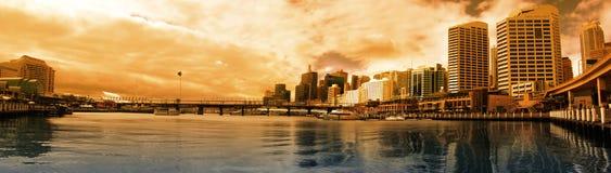 bedårande hamn royaltyfri foto