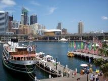 bedårande hamn Royaltyfri Bild