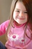 bedårande leende royaltyfri foto
