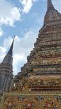 Bedöva pagoder Royaltyfri Foto